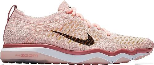 Nike W Air Zoom Fearless Flyknit - zapatillas para mujer (rosa/blanco, 40).: Amazon.es: Deportes y aire libre