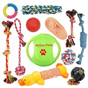 New Puppy Checklist: Aipper Dog Puppy Toys