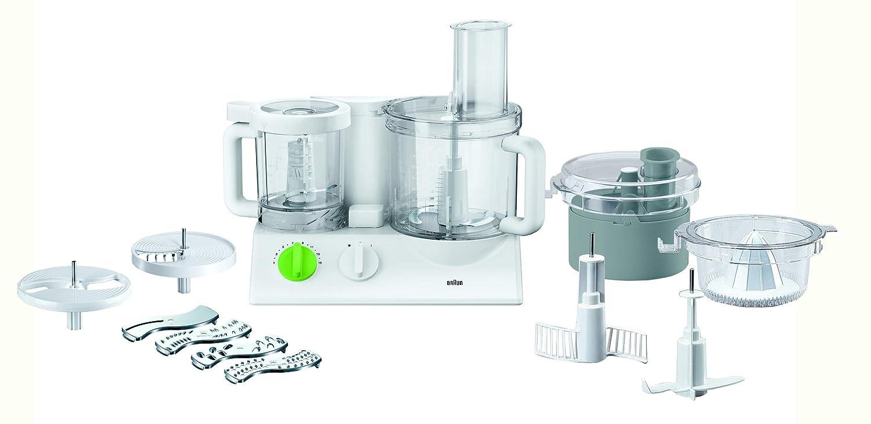 Entrega rápida y envío gratis en todos los pedidos. marrón FX 3030 3030 3030 - Robot de cocina (verde, Color blancoo, De plástico)  punto de venta