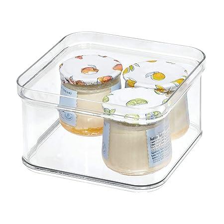 iDesign frigorífico (16,1 x 16,1, Caja de plástico Libre de BPA ...