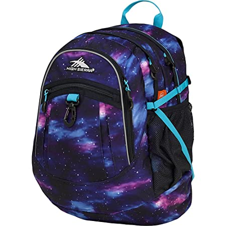 High Sierra Fatboy Backpack – Lightweight and Compact Student Backpack – Stylish Bookbag or Lunch Backpack for Children, Teens, or Adults – Unisex Campus Backpack with Padded Shoulder Straps