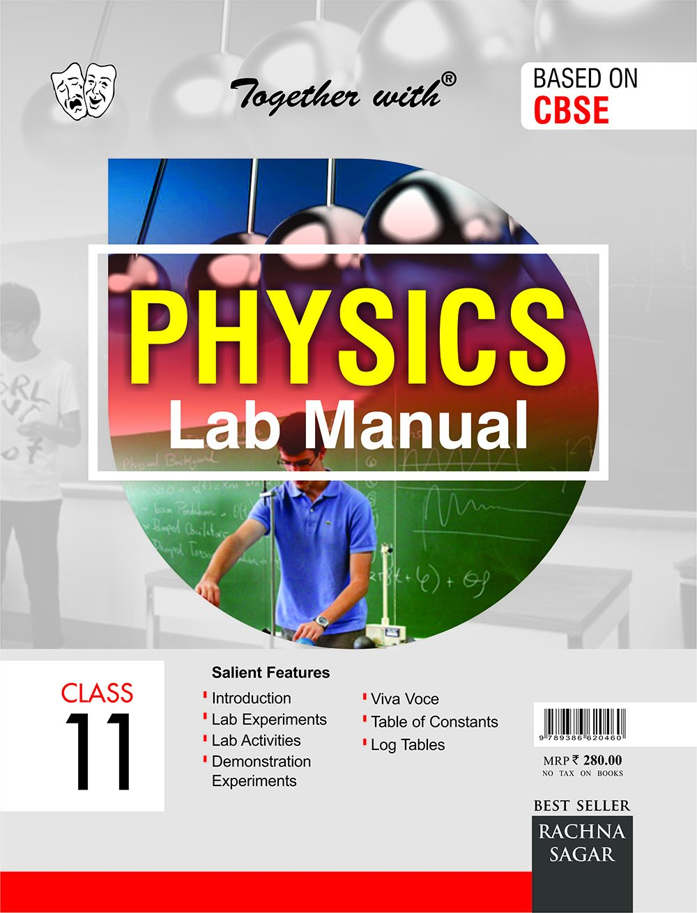 Together with CBSE Lab Manual Physics for Class 11 for 2019 Exam:  Amazon.in: R.S. Dass, M.K. Gandhi, Abhishek, Rajendra Shah: Books