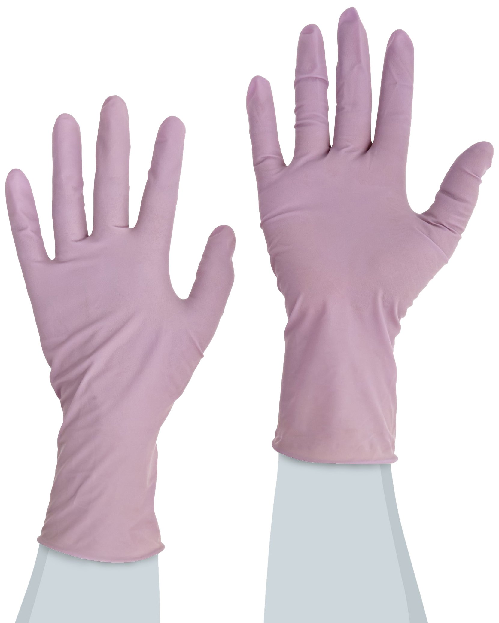 MAPA TRIlites 994 Tri-Polymer Glove, Disposable, 0.006'' Thickness, 10'' Length, Medium, Purple (Box of 100)