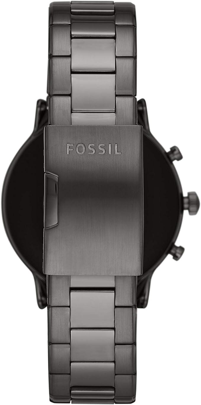 Fossil Smartwatch Gen.5 para Hombre con Altavoz, Ritmo Cardíaco ...