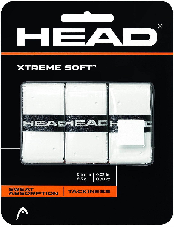 Head Xtremesoft Surgrip pour raquette de tennis/squash