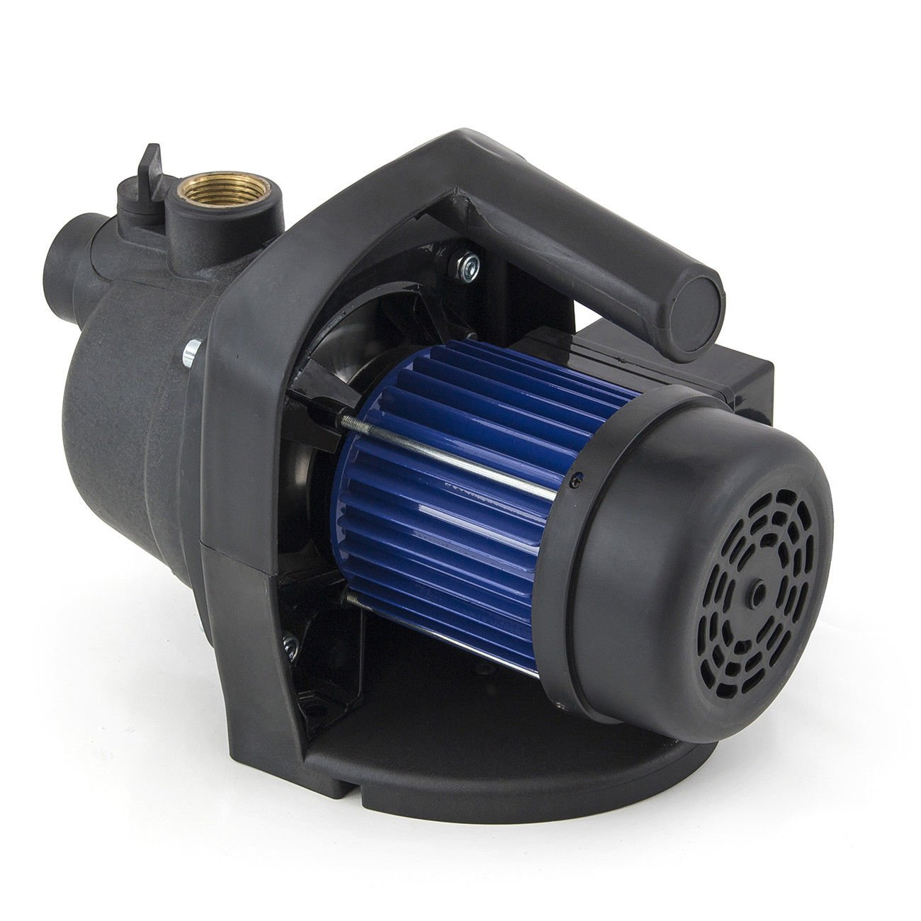 G&Gonline 925GPH Pressurized Shallow Well Water Booster Pump Whole Home Irrigation System