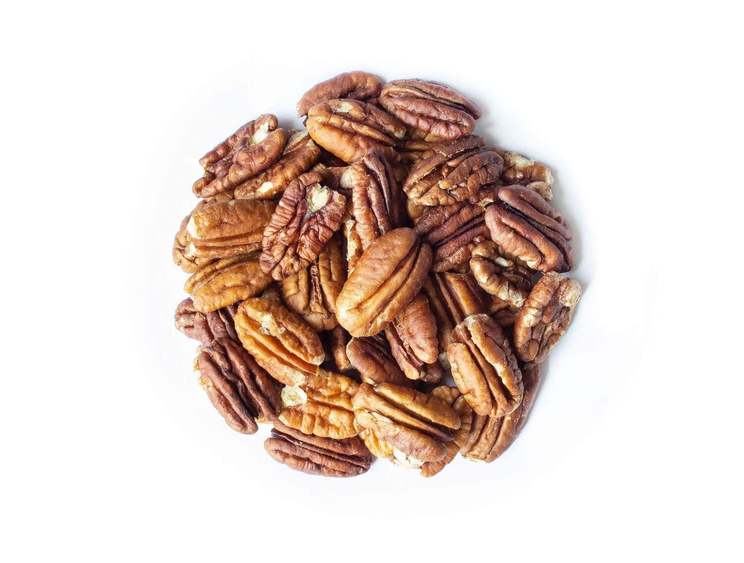 Organic Pecans, 30 Pounds - Non-GMO, Kosher, Raw, Vegan, No Shell by Food to Live