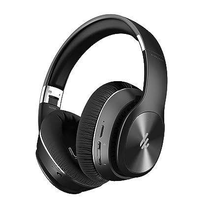 428aadf0bf2 Amazon.com: Edifier W828NB Wireless Bluetooth Headphones - Ergonomic, Active  Noise Canceling (ANC) - Black: Electronics