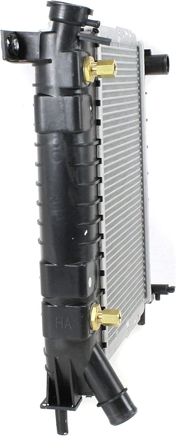 Radiator Compatible with FORD RANGER 1986-1994 6cyl Std Cooling with Automatic Transmission