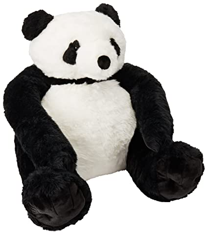 Amazon Com Melissa Doug Giant Panda Bear Lifelike Stuffed
