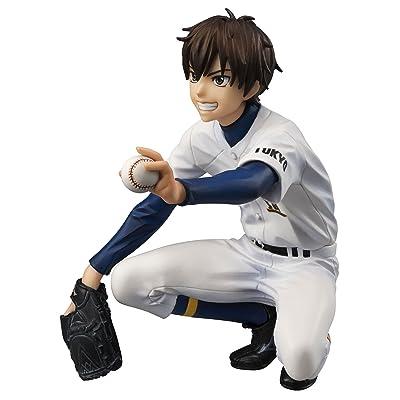 Megahouse Ace of Diamonds: Eijun Sawamura PVC Figure Statue: Toys & Games