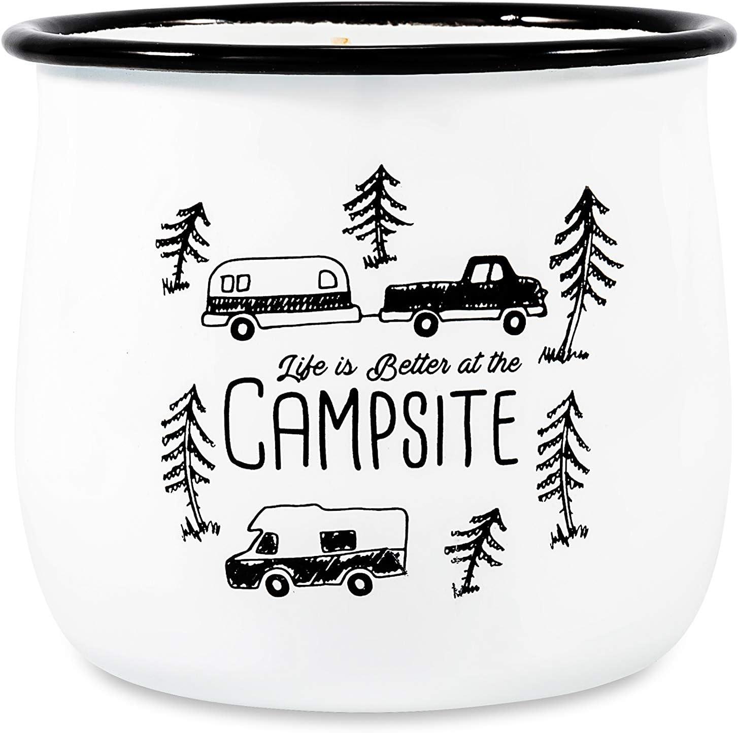 Amazon.com: Camco Life es mejor en el camping Citronella ...