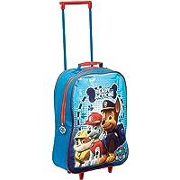 Children Kids Boys Paw Patrol Marshall Rubble Chase Travel Outdoor Fun School Trolley Bag