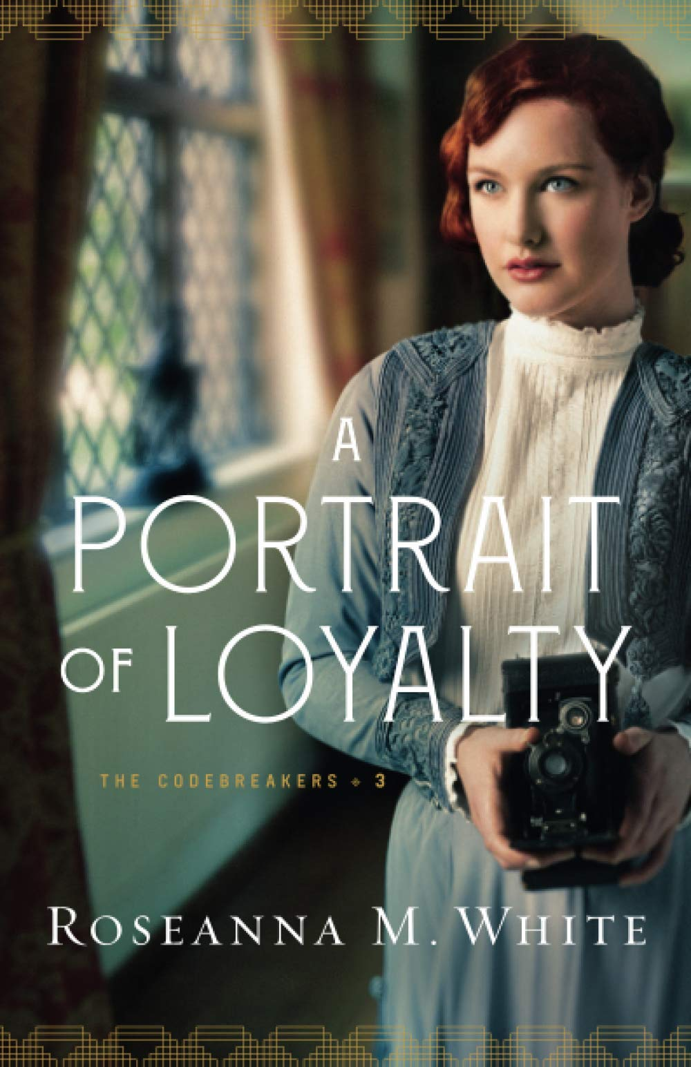 A Portrait of Loyalty by Roseanna M. White {Book Review}