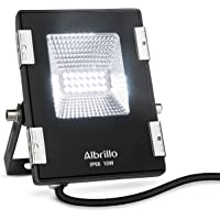 Albrillo 10W White LED Waterproof Security Flood Lights
