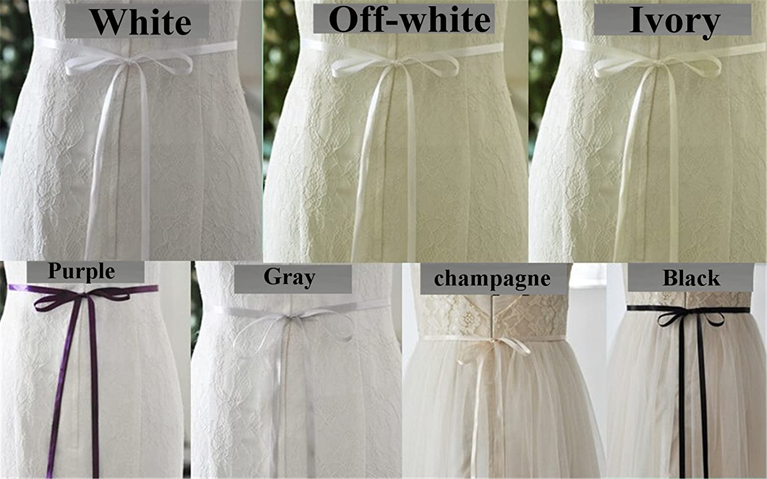 ULAPAN Wedding Sash Crystal Belt Vintage Sparkly Bridesmaid Gown Womens Prom Formal Clothes Embellishments