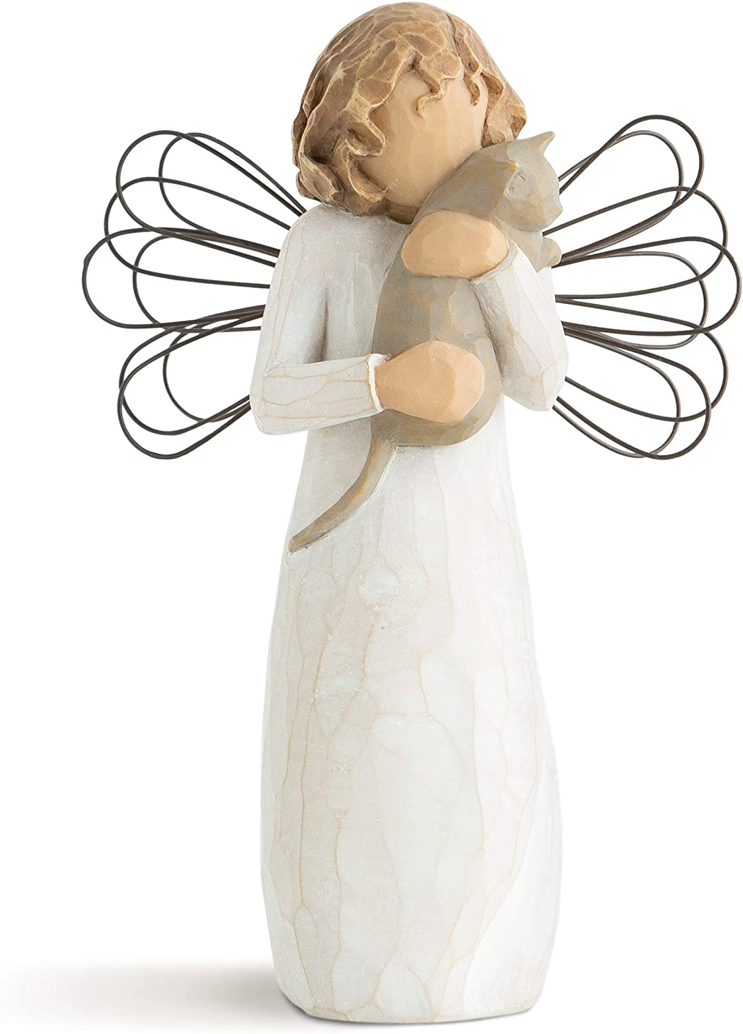 Willow Tree With Affection Angel Sculpted Hand Painted Figure Susan Lordi Home Kitchen