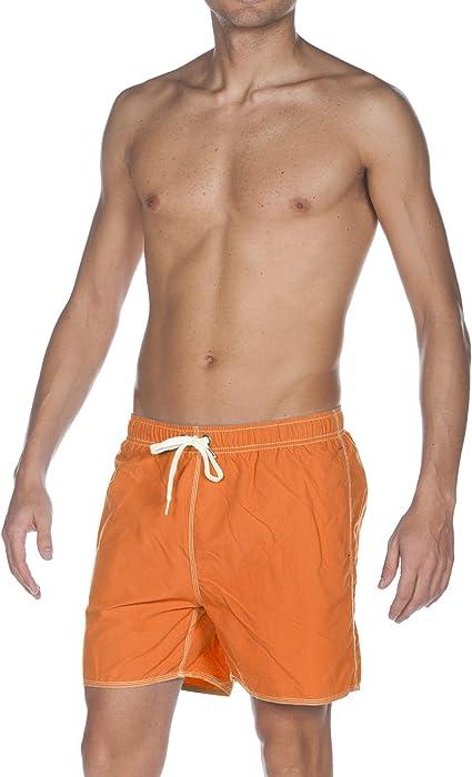 TALLA L. ARENA Bañador Solid Pantalones Cortos para Hombre