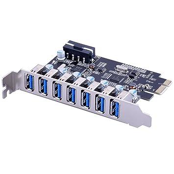Tarjeta controlador PCI, M. Way Tarjeta de extensión PCI ...