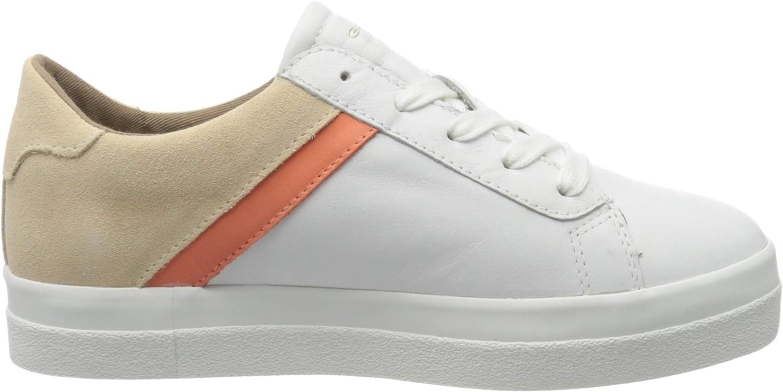 GANT Avona, Sneakers Basses Femme Blanc Brown Wht Maca Beige G287