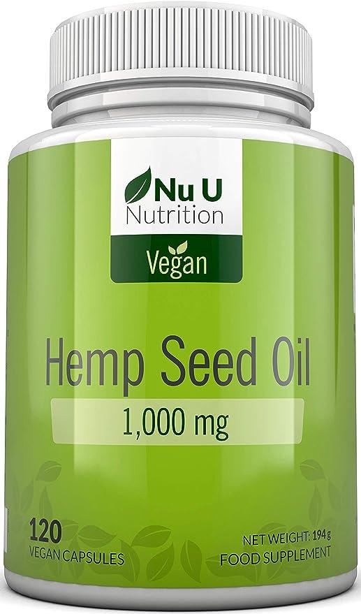 hemp oil use on vegan diet