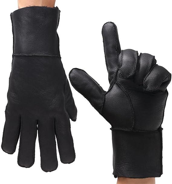 Amazon.com: Invierno Guantes, Frío Prueba térmico guantes ...