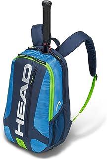 Head Elite Zaino Portaracchette, Unisex, Elite Backpack, Blue/Green 283468BLGE