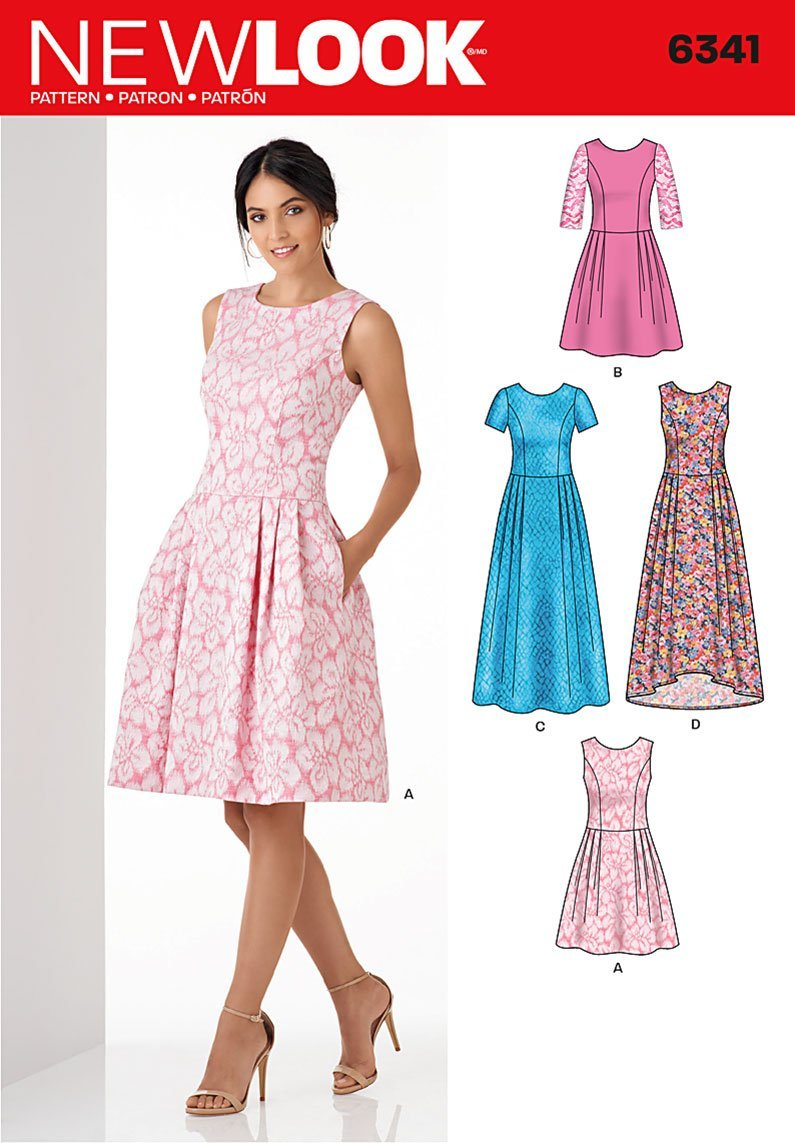 Dress Sewing Patterns: Amazon.co.uk