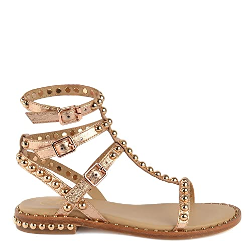 PlanasDe Footwear Rame Cuero Rosado Ash Play Sandalias dCxorBeW