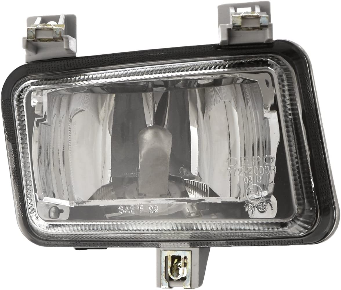 DEPO 772-2003R-AQ Replacement Inexpensive Passenger Light Fog Side Assembly Max 57% OFF