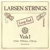"""Larsen up to 16.5"""" Viola A String Medium Aluminum/Steel Loop-End"""