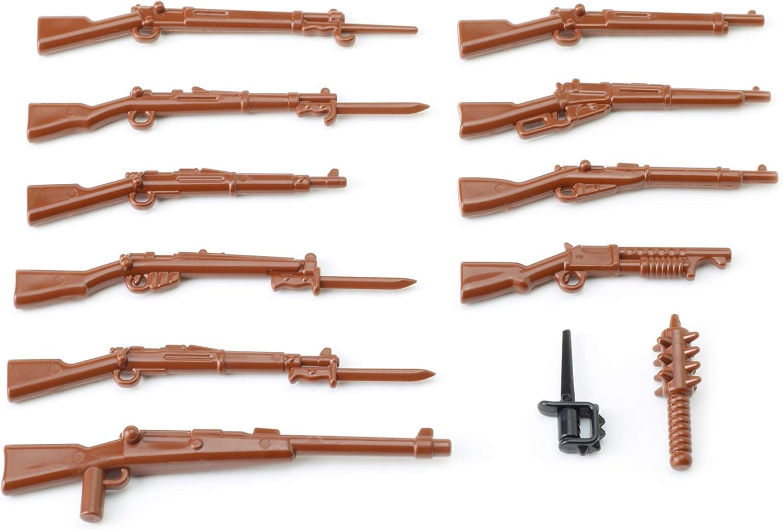 Custom für LEGO® Figuren BrickArms Star Wars™ Blaster Revolution Waffen Set