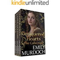 Conquered Hearts: The Collection: Sweet Medieval Historical Romance