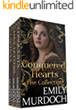 Conquered Hearts: A Historical Romance Omnibus
