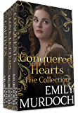Conquered Hearts: The Collection: Sweet Medieval Historical Romance (English Edition)