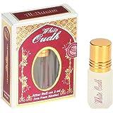 Al-Nuaim white Oudh Pack of 2 ( 3ML Each )