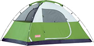 The best budget backpacking tent the coleman sundome tent