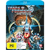 Transformers: The Animated Movie [Blu-ray] [Import]