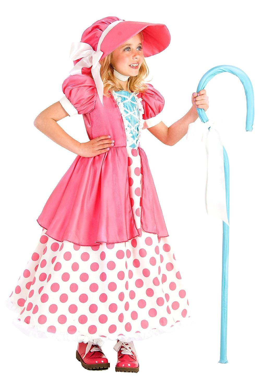 Princess Paradise Polka Dot Bo Peep – Niños Disfraz