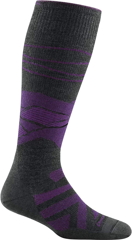 Darn Tough Sea to Sky OTC Lightweight Sock with Cushion - Women's