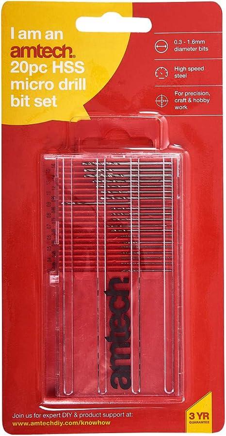 Seco 63869 Micro Drill Bits 0.0079 Decimal Inches Drill Bit Size