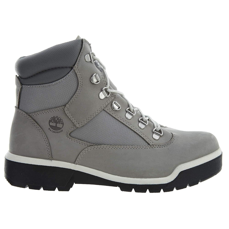Timberland 6 inch Field Boot Waterproof Mens Grey