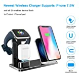 YLJYJ Wireless Charging Stand for Apple Watch, Qi