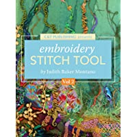 Judith Baker Montano's Embroidery & Crazy Quilt Stitch Guide - Advanced Vol. 2 for Amazon Android