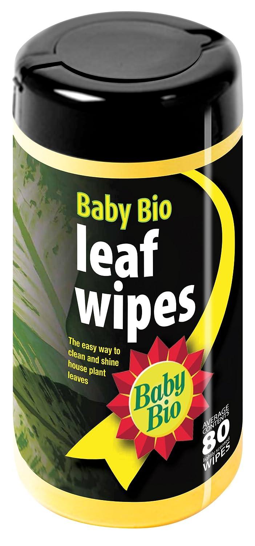 Baby Bio Leaf Wipes - 80 Wipes SBM Life Science 5878895