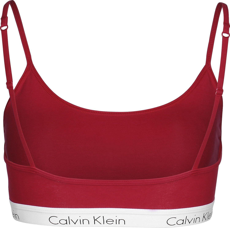 Calvin Klein 0000F3785E, Sujetador Deportivo Para Mujer, : Amazon ...