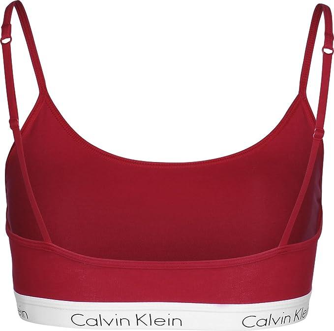 Calvin Klein 0000F3785E, Sujetador Deportivo Para Mujer, : Amazon.es: Ropa y accesorios
