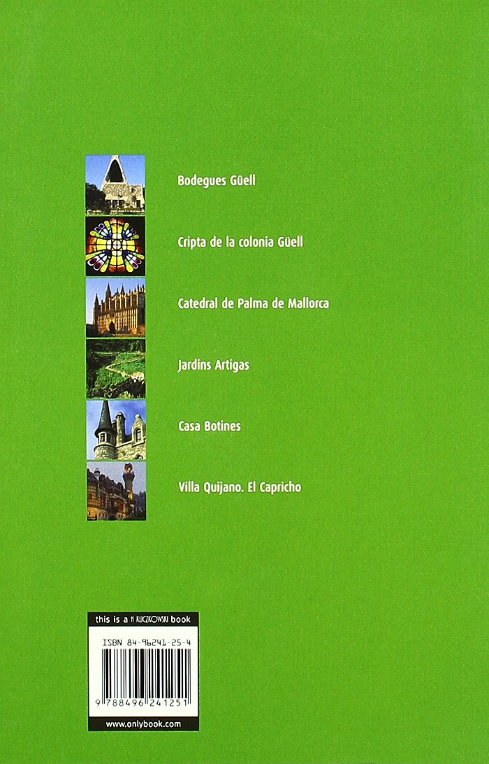 Gaudí: Paso a paso / Step by Step (Spanish Edition): Susana Gonzalez: 9788496241251: Amazon.com: Books