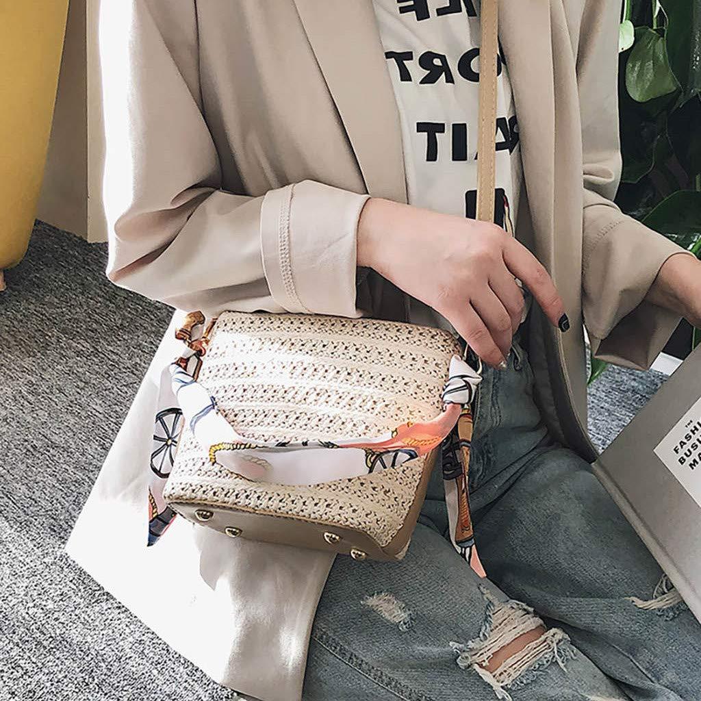 690be3ecc331 Amazon.com : Midress Shoulder Bags Women Fashion Wild Beach Bag ...