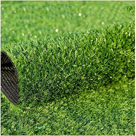CarPET RDJSHOP - Césped artificial de 15 mm de alto para jardín, césped muy denso, falso para azotea, terraza o lugar de boda, 1 x 2 cm: Amazon.es: Hogar